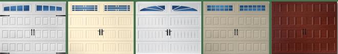 Oak Summit® Garage Doors