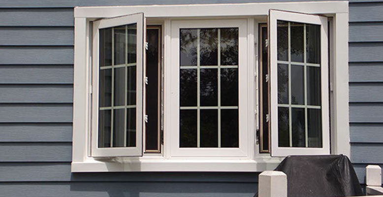 Casement windows installed at your home